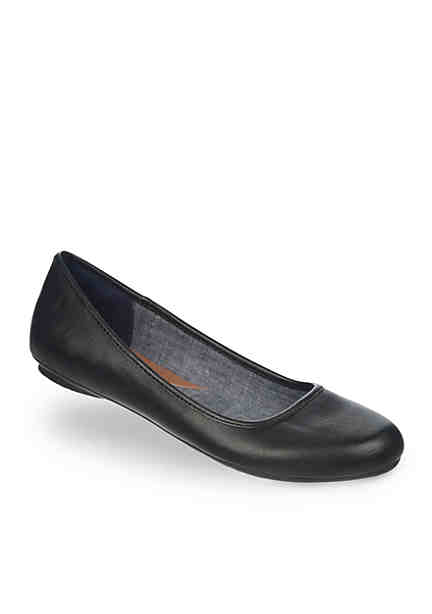 Dr. Scholl's® Friendly Flat - Available in Extended Sizes - Online Only 3Ny1J