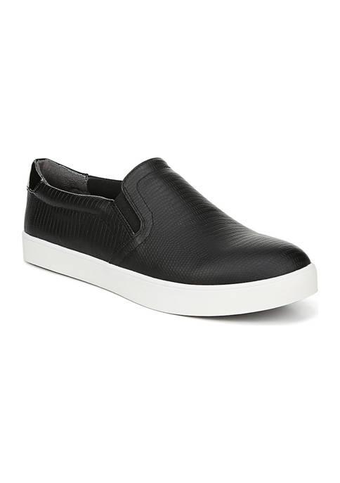 Dr. Scholl's® Madison Slip On Black Larsen Sneakers