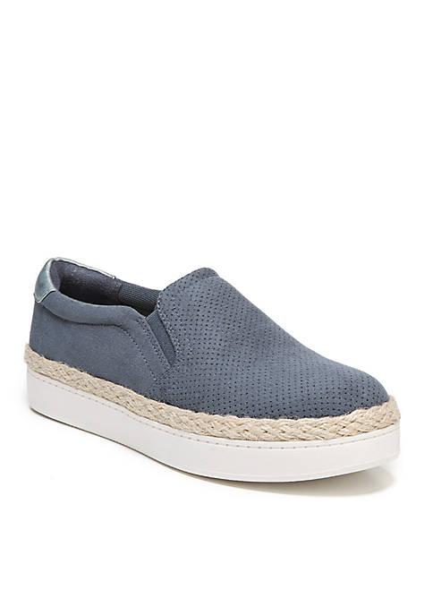 Madi Jute Slip On Sneaker