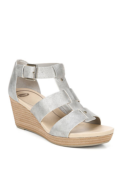 Dr. Scholl's® Barton Wedge Sandals