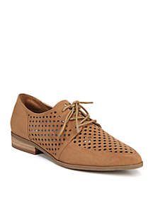 Equal Chop Oxford Shoes
