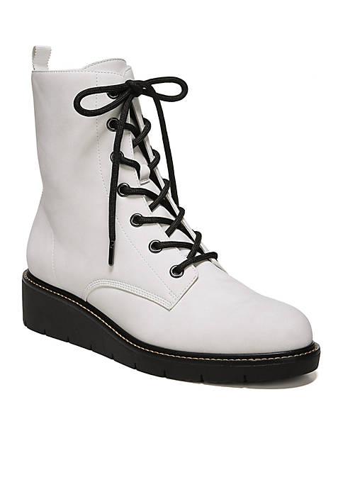 Straight Up Combat Boot
