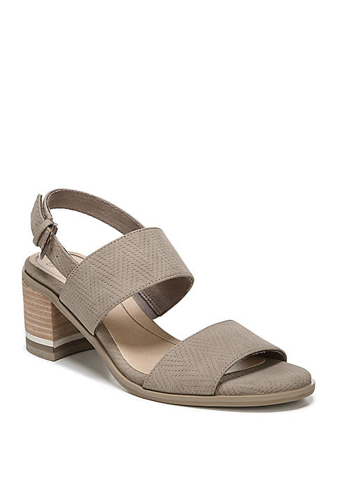 Dr. Scholl's® Sure Thing Heeled Sandal