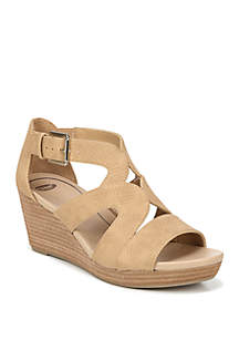 Dr. Scholl's® Bailey Wedge Sandal