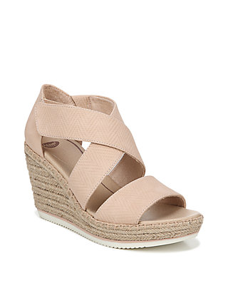 a2f34acb48f Dr. Scholl s®. Dr. Scholl s® Vacay Wedge Sandal