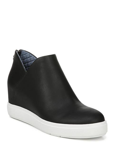 Dr. Scholl's® Madison Hi Wedge Sneaker Booties