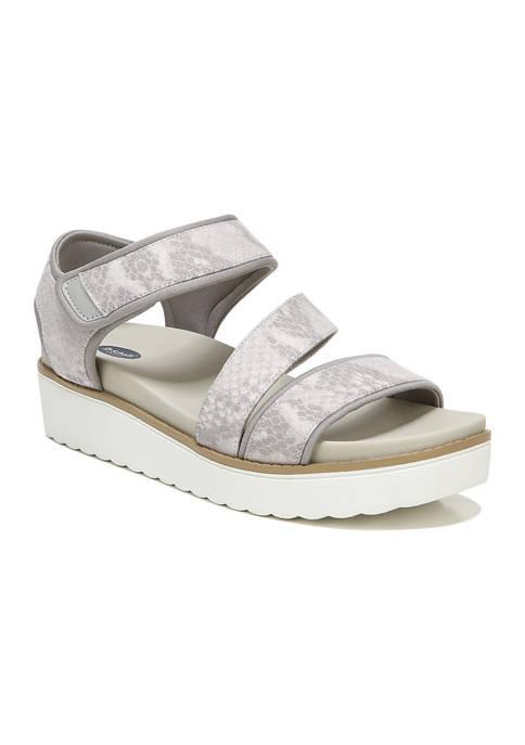 Dr. Scholl's® Move It Ankle Strap Sandals