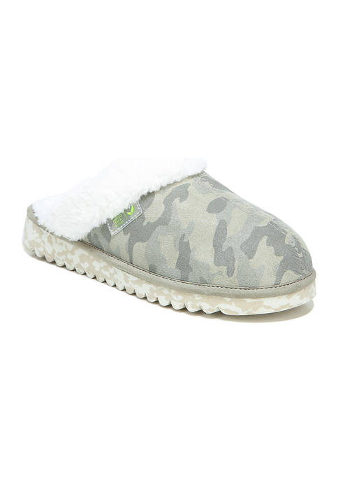 Dr. Scholl's® Staycay Fluff Slippers