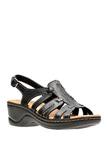 afaea0fb3 ... Clarks Lexi Marigold Multi Leather Sandals