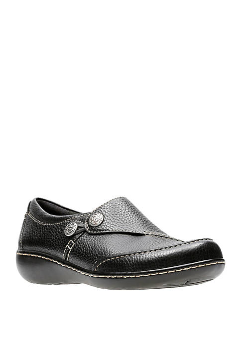 Clarks Ashland Lane Q Classic Slip On Shoes