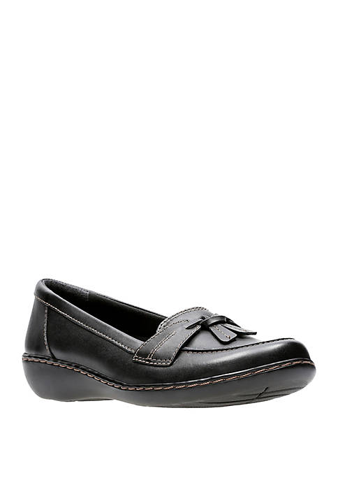 Clarks Ashland Bubble Slip On Loafers