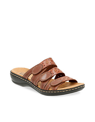 1c10df8f1f4 Clarks Leisa Cacti Slide Sandal