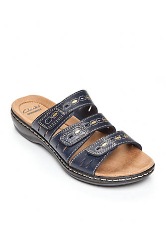 Clarks Leisa Broach Sandal - Available in Extended Sizes