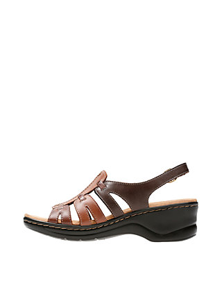 8bbe0f0f231 Clarks Lexi Marigold Multi Leather Sandals