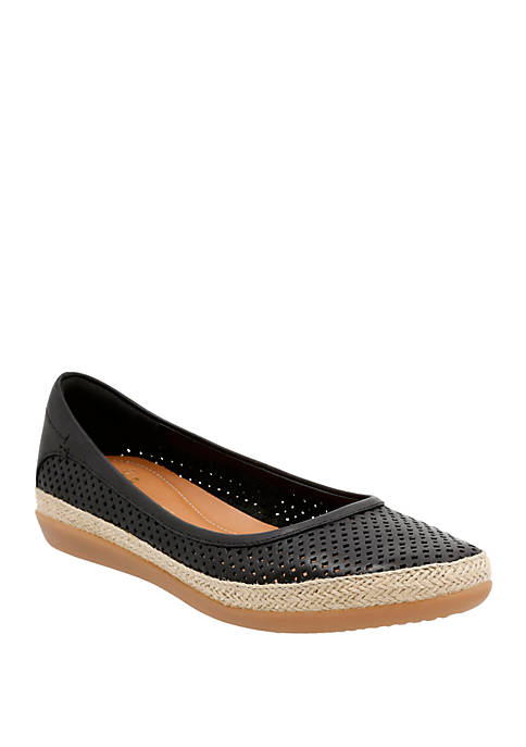 Clarks Danelly Adira Flat Shoes
