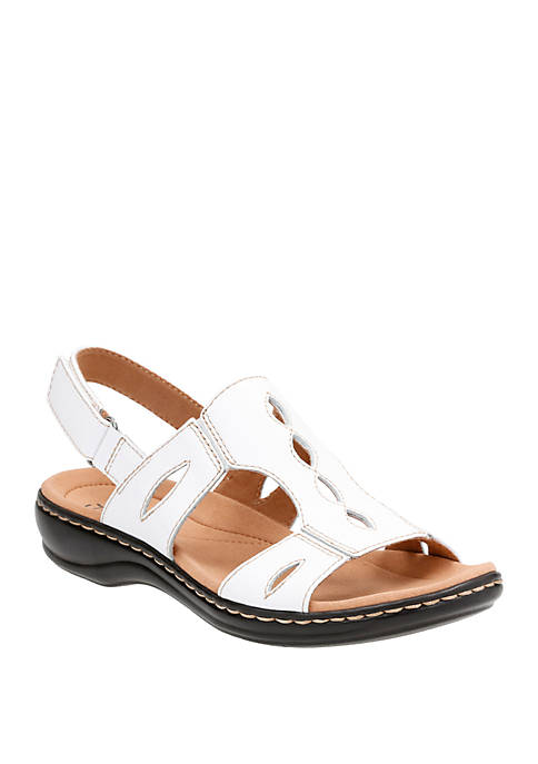 Clarks Leisa Lakelyn Flat Sandals