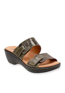 Delana Fenela Sandal - Available in Extended Sizes