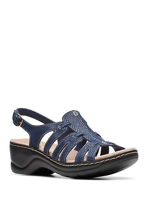 Clarks Lexi Marigold Ankle Strap Sandals