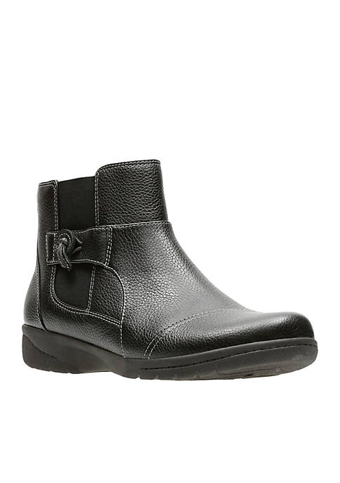 Clarks Cheyn Work Booties