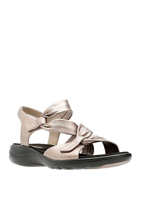 Clarks Saylie Moon Sandals