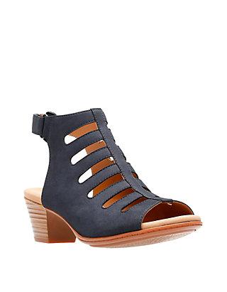 cedbfa7efd Clarks Valerie Shelley Block Heel Sandals | belk