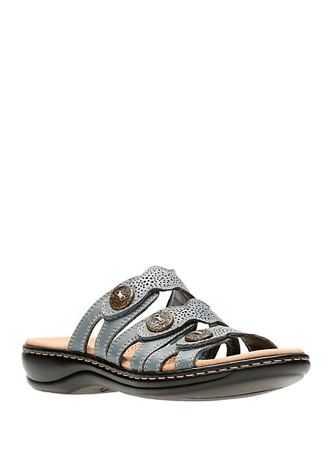 Clarks Leisa Grace Slide Sandals