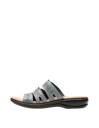 c29838a742b5 Clarks Leisa Grace Slide Sandals Clarks Leisa Grace Slide Sandals ...