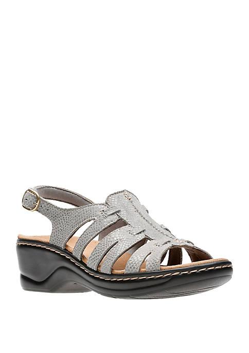Clarks Lexi Marigold Q Ankle Strap Sandals
