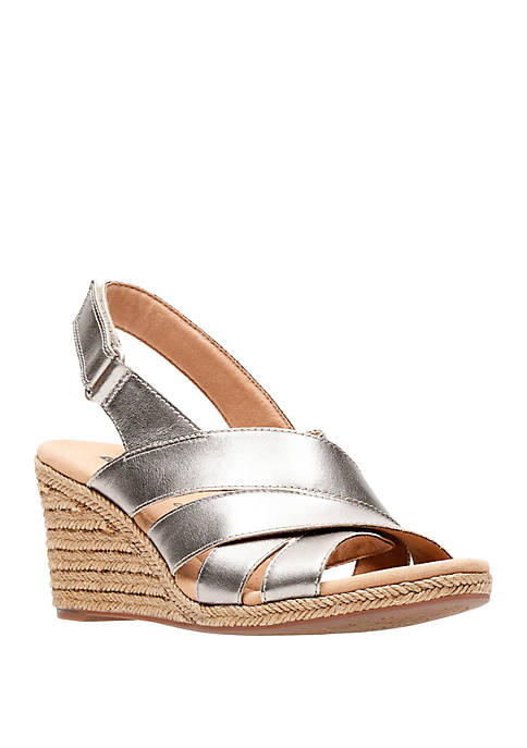 Clarks Lafley Krissy Strappy Sandals
