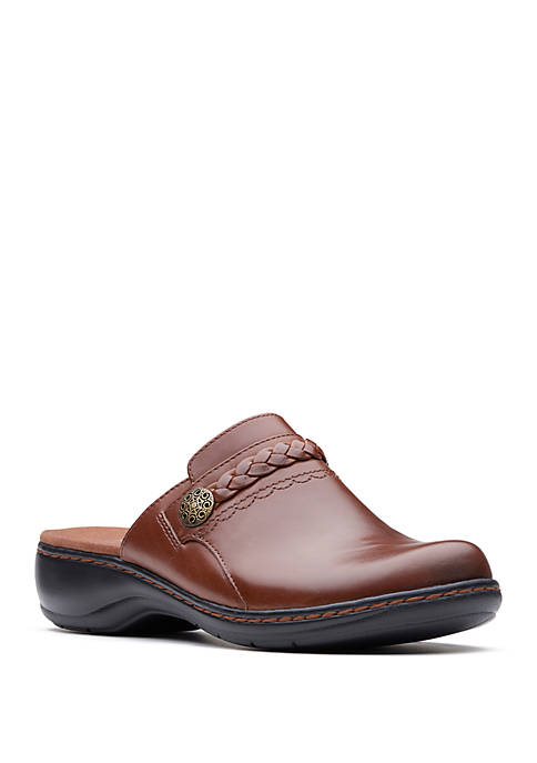 Clarks Leisa Carly Clog Mules