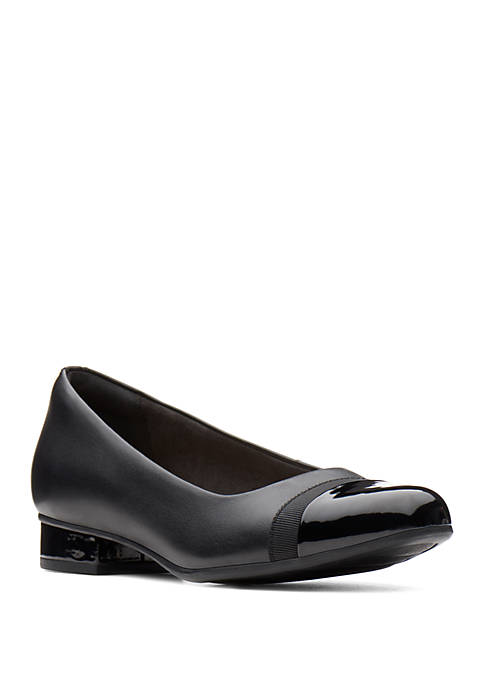 Clarks Juliet Monte Pumps