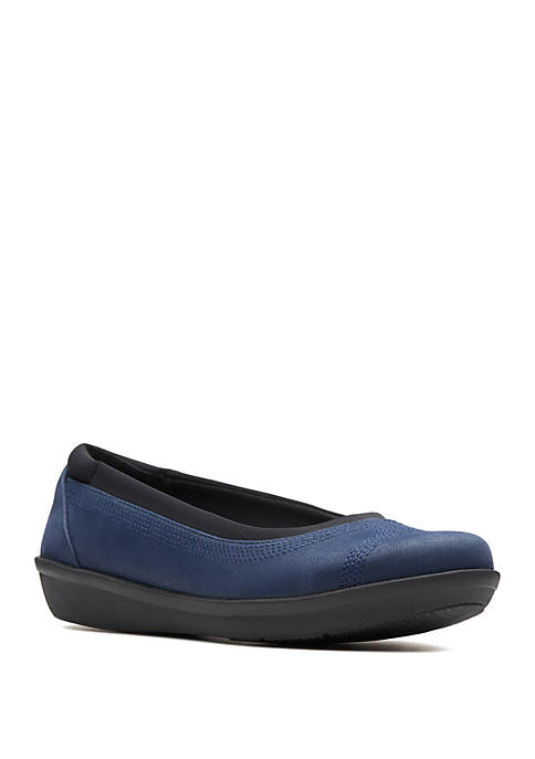 Clarks Ayla Low Flats