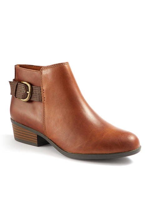 Clarks Addiy Kara Booties