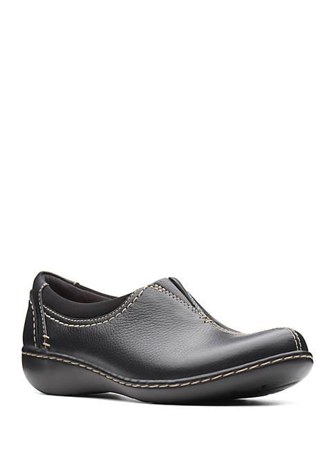 Clarks Ashland Joy Slip On Shoes