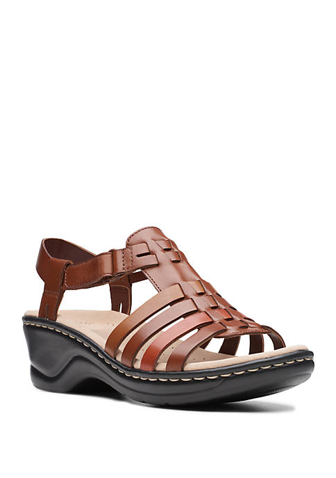 Clarks Lexi Bridge Sandals