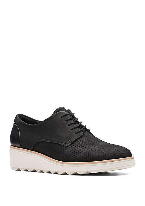 Clarks Sharon Crystal Sneakers