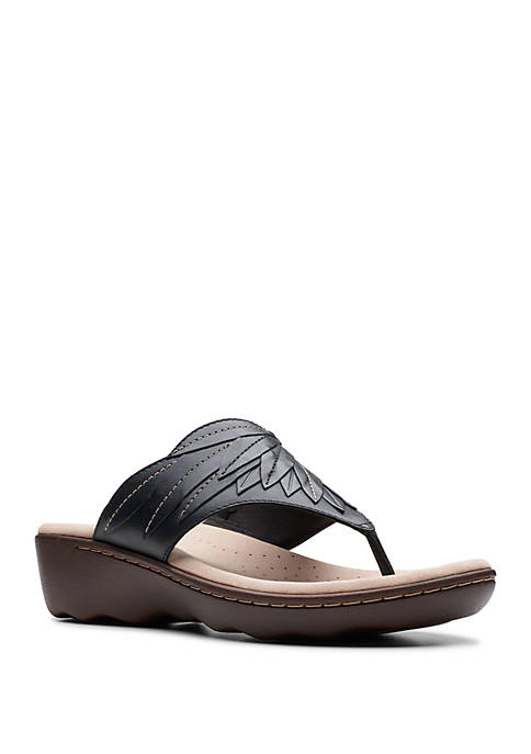 Clarks Phebe Pearl Sandals