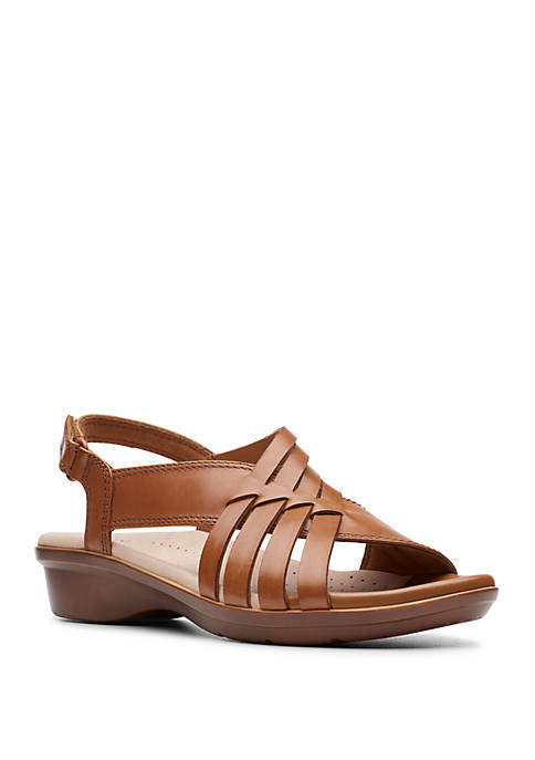 Clarks Loomis Cassey Sandals