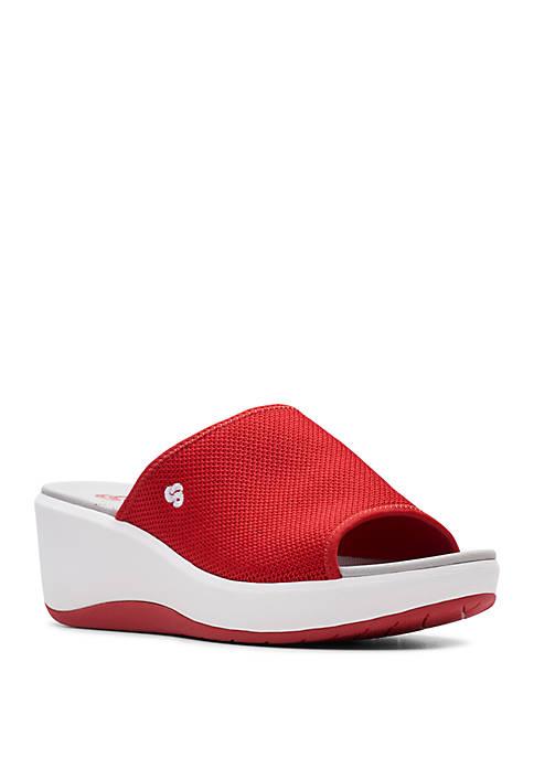 Step Cali Bay Sandals