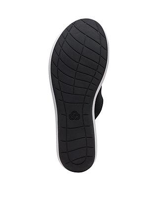 cdcd8287291c ... Clarks Step Cali Bay Wedge Sandals