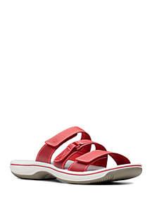 b0c615bdb ... Clarks Brinkley Coast Black Sandals