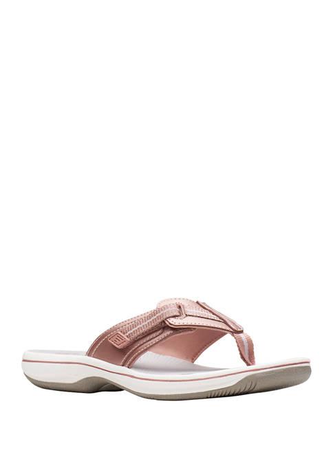 Clarks Brinkley Jazz Flip Flop Sandals
