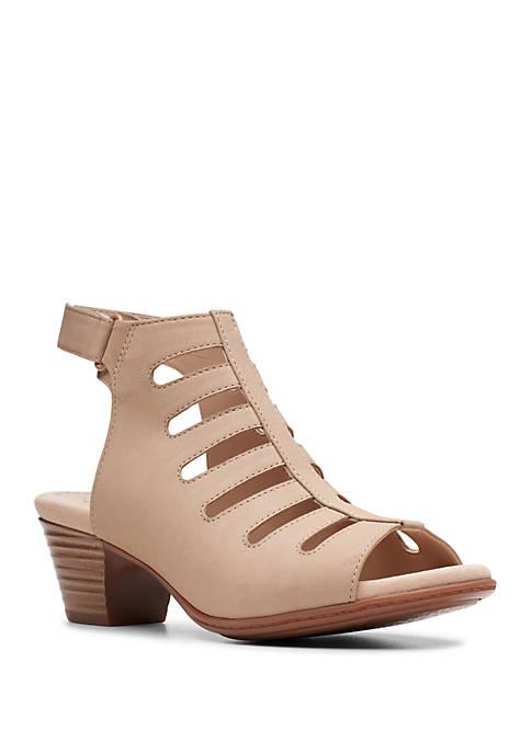 Valerie Strappy Sandals