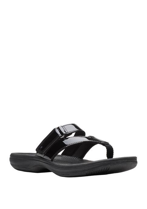 Clarks Brinkley Marlin Thong Sandals