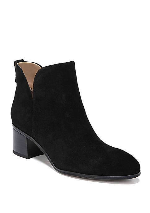 Reeve Side Notch Ankle Bootie