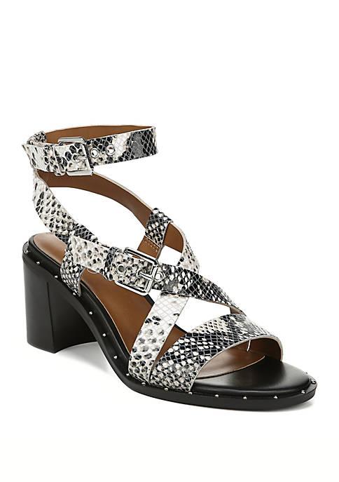 Halina Block Heel Sandals