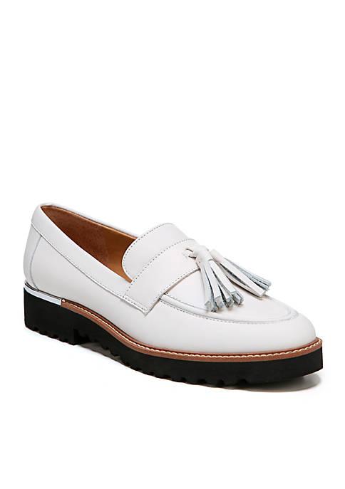 Carolynn Tassel Lug Sole Loafers