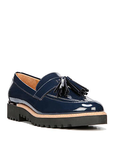 Franco Sarto Carolynn Tassel Lug Sole Loafer