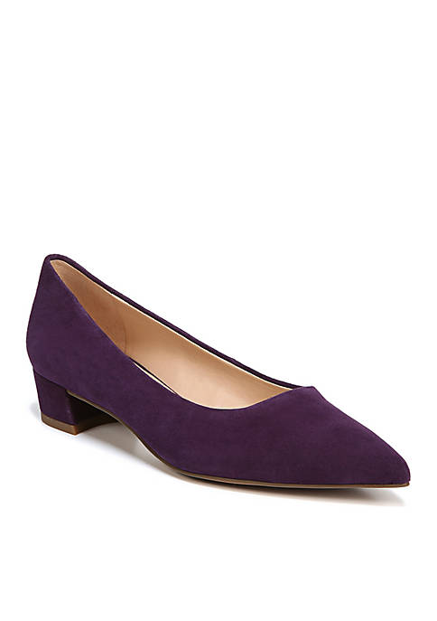 Franco Sarto Vincenza Low Heel Dress Pumps
