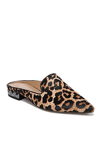 Franco Sarto Samantha 6 Ornament Heel Mules ylnBD